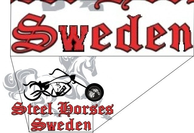 Detalj från logotyp