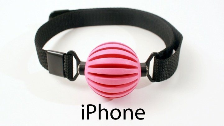 iPhone mungavel