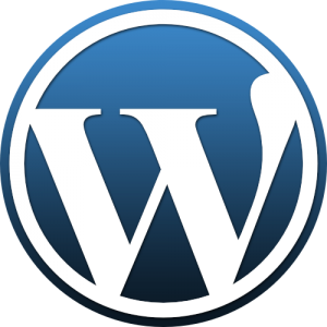 WordPress logotyp