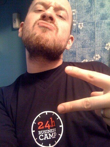 24hbc t-shirt