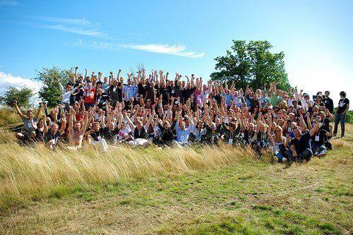 @ Sweden Social Web Camp (SSWC) Tjärö