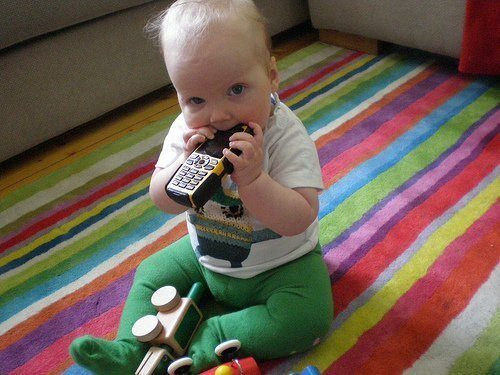 Pappas mobil, mums